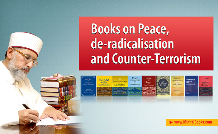 Peace, de-radicalisation and Counter-Terrorism